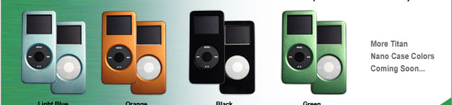 1st generation 1g ipod nano cases